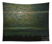 The August Moon Tapestry