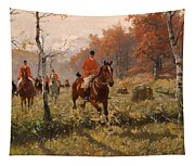 The Autumn Hunt Tapestry