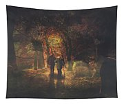 The Autumn Of Our Life Tapestry