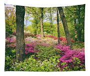 The Azalea Woodland Tapestry