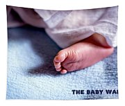 The Baby Wait Tapestry