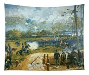 The Battle Of Kenesaw Mountain Tapestry