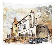 The Bay Hotel In Robin Hoods Bay Tapestry