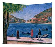 The Bay Of Balaklava Tapestry