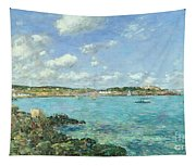 The Bay Of Douarnenez Tapestry