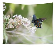 The Beauty Of Butterflies  Tapestry