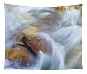 The Beauty Of Silky Water Tapestry
