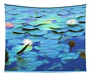 The Beauty Of Sunshine Tapestry