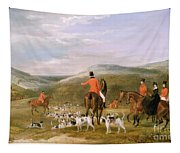 The Berkeley Hunt Tapestry