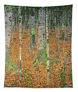 The Birch Wood Tapestry