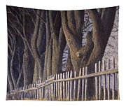 The Bird House Tapestry