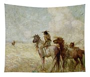 The Bison Hunters Tapestry