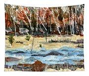 The Blue Bog Tapestry