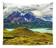 The Blue Massif Tapestry