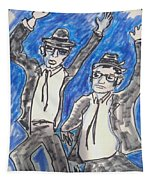 The Blues Brothers Tapestry