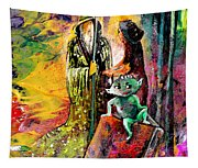 The Book Of Magic Tapestry