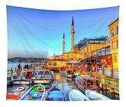 The Bosphorus Istanbul Tapestry