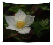 The Boulder Raspberry Flower Tapestry