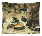 The Bowl Of Milk Tapestry