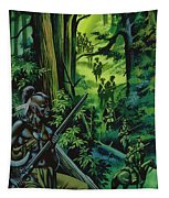 The Braddock Expedition Tapestry