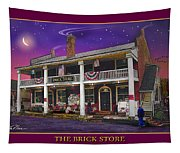 The Brick Store Tapestry