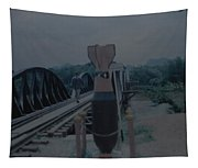 The Bridge On The River Kwai Tapestry