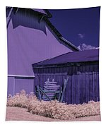 The Broken Fence Tapestry
