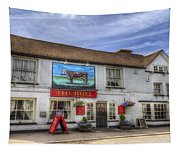 The Bull Pub Theydon Bois Panorama Tapestry