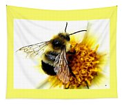 The Buzz Tapestry