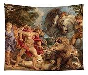 The Calydonian Boar Hunt Tapestry