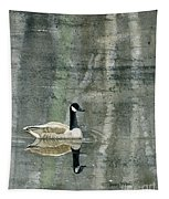 The Canadian Goose Tapestry
