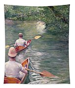 The Canoes Tapestry
