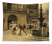 The Carnival Procession Tapestry