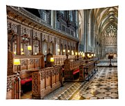 The Cathedral  Tapestry