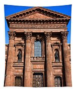 The Cathedral Basilica Of Saints Peter And Paul Tapestry