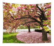 The Cherry Tree Tapestry