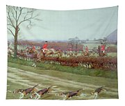 The Cheshire Away From Tattenhall Tapestry