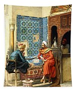 The Chess Game Tapestry