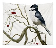 The Chickadee Tapestry