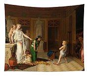The Children's Quarrel Tapestry
