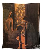 The Christmas Tree Tapestry
