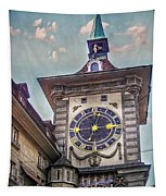 The Clock Of Clocks Tapestry