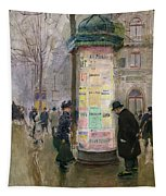 The Colonne Morris Tapestry
