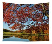 The Comfort Of Autumn Tapestry