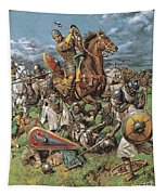 The Coming Of The Conqueror Tapestry