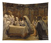 The Communion Of The Apostles Tapestry
