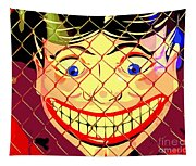 The Coney Smile Tapestry