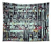 The Copied Myths  Tapestry