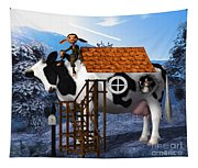The Cow House Tapestry