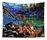 The Crystal Waters Of Lake Tahoe Tapestry